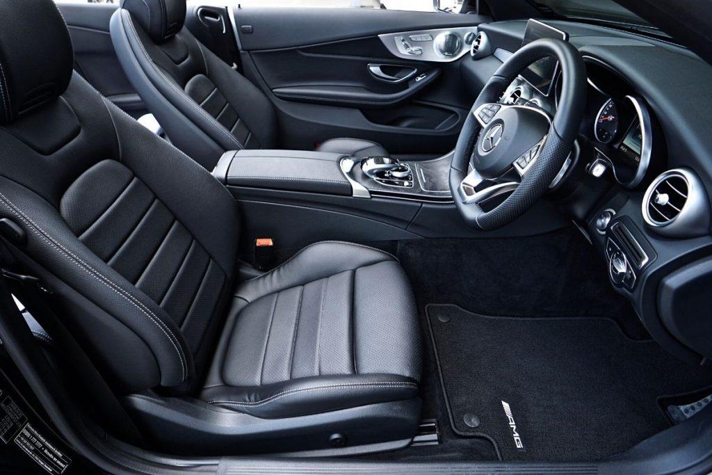 Interior Car Detailing Newcastle